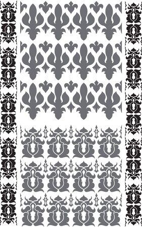 weldless: A set of seamless patterns.