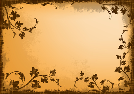 wine  shabby: Retro styled background