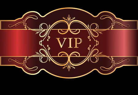 VIP design  Vector illustration   illustration