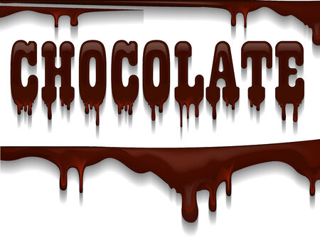 Chocolate design. photo