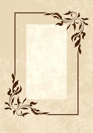 wine  shabby: Elegant vintage background.