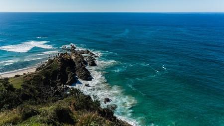 whitsundays: exploring the east coast of australia by camper Stock Photo