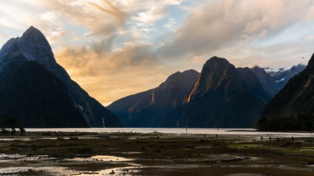 milford: Milford Sounds in New Zealand