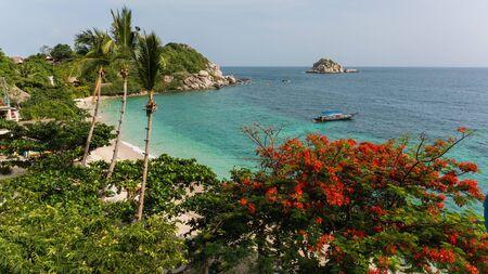 koś: Beach on Ko Tao