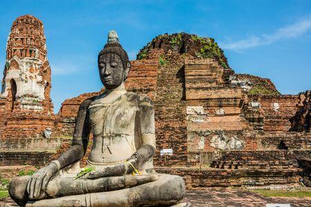 bouddha: visiter Ayutthaya en Tha�lande