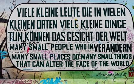 artful: artful graffiti spotted in berlin