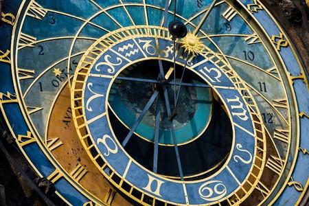 czech culture: Prague Astronomical Clock (Orloj) in the Old Town of Prague