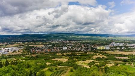 view over ingelheim