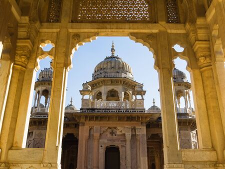 jaipur: Gaitor tomb in Jaipur