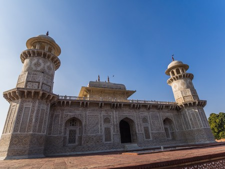 mughal architecture: The baby taj mahal in agra