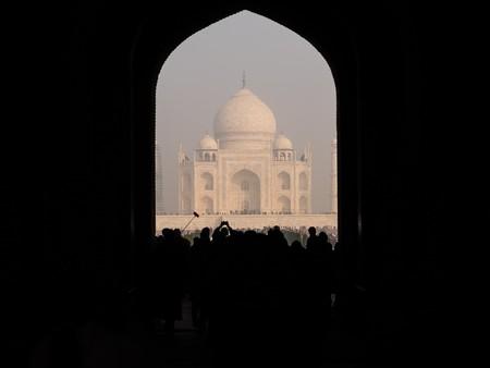 love dome: Visiting the Taj Mahal in Agra
