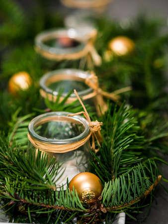 self made: self made advent wreath