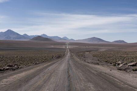 Exploring the area around San Pedro de Atacama in Chile