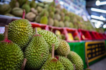 Durian sale in singapore