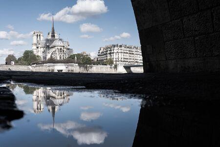 Paris, France - Circa April 2019 - Impressions of Paris