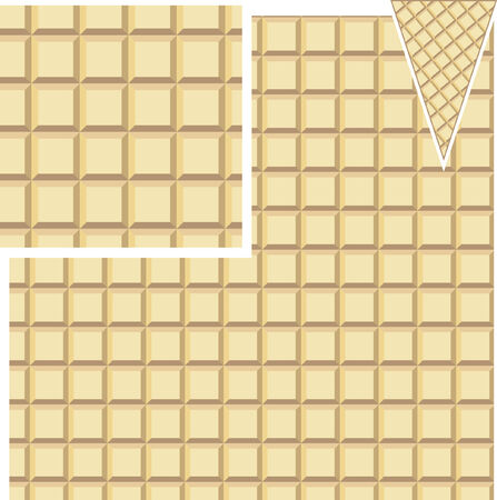 seamless waffle pattern for your use and needs