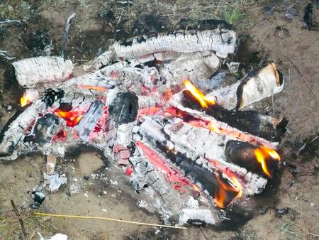 smolder: Сamp-fire