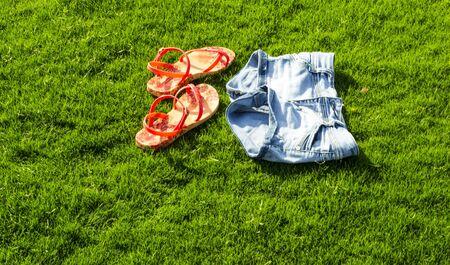 beachwear: beachwear Stock Photo