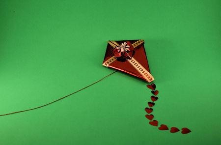 Valentine Kite Prersent