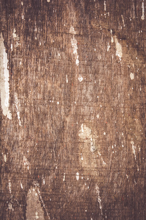 paint stain on weathered wooden board