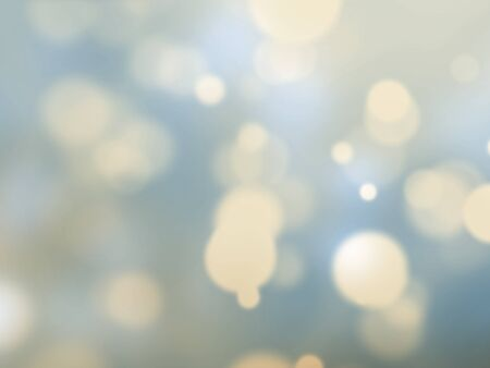abstract colorful christmas bokeh background
