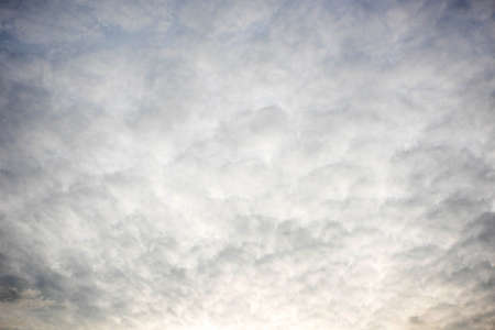beautiful blue sky with white clouds 免版税图像 - 155450208