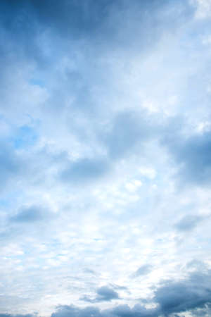 beautiful blue sky with white clouds 免版税图像 - 155450363