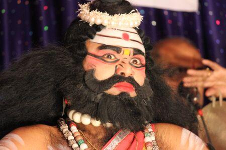 karnataka culture: Yakshagana  Cultural Heritage of KarnatakaYakshagana  Cultural Heritage of Karnataka Editorial