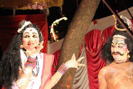 karnataka: Yakshagana Patrimonio Cultural de Karnataka