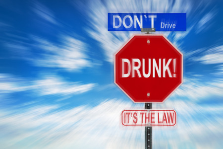 under the influence:  Dont Drive Drunk
