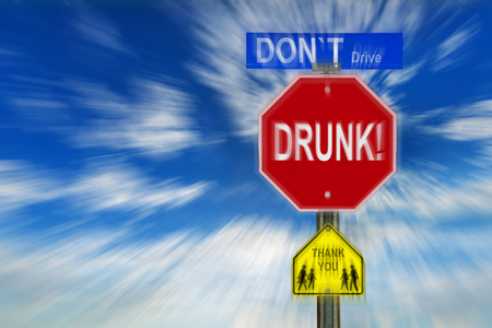 inebriated: Dont Drive Drunk