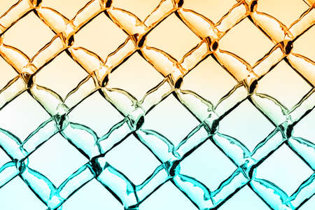 link up: A close up abstract background image of a chain link fence.