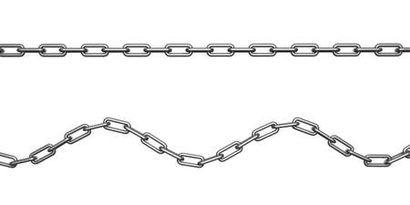 interconnect: Chain. 3d image