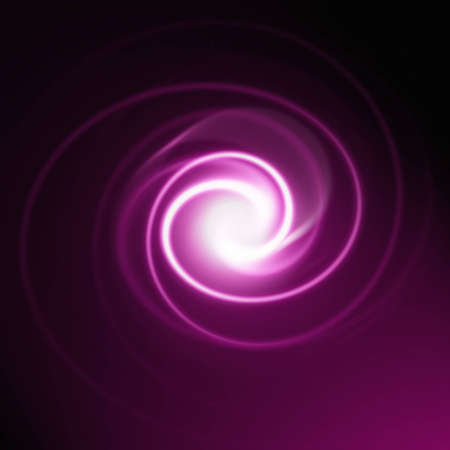 Abstract twirl background  Purple spiral photo