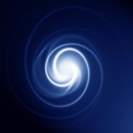 swirly: Blue spiral  Abstract twirl background