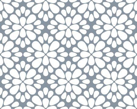 abstract geometric wallpaper pattern seamless background. illustration