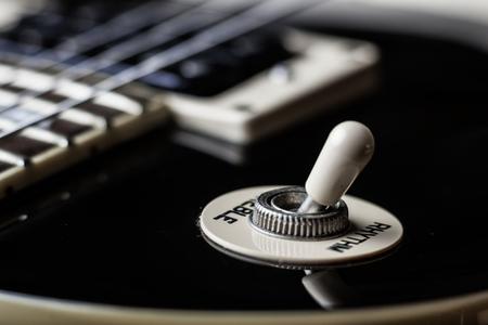 Electric guitar switch, les paul