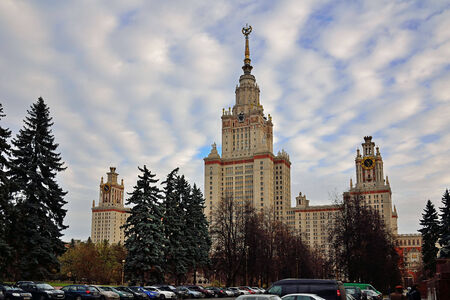 univercity: Moscow state Univercity