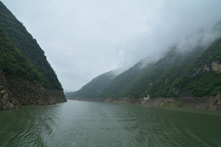 three gorges: Three Gorges Scenery