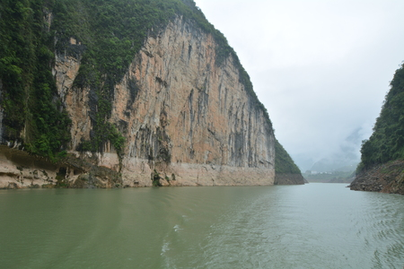 gorges: Tre Gole Scenery