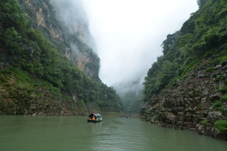 gorges: Three Gorges Scenery