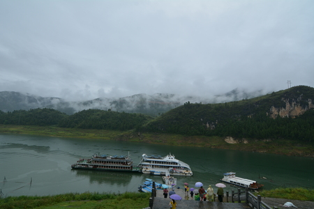 gorges: Chongqing Three Gorges tour Editorial
