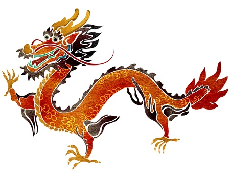 chinese dragon: East Dragon