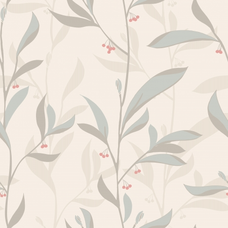 Vivid repeating floral - For easy making seamless pattern use it for filling any contours  스톡 콘텐츠