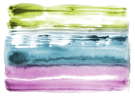 Abstract watercolor background-Abstract watercolor art hand paint on simple background. Watercolor stains. photo
