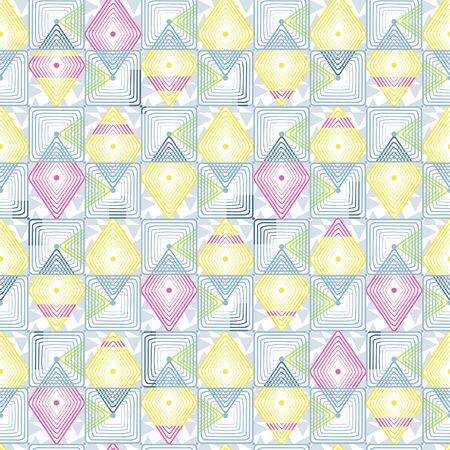 Vivid repeating map - For easy making seamless pattern use it for filling any contours Stock Photo