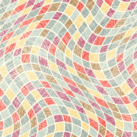 Vivid repeating map - For easy making seamless pattern use it for filling any contours Zdjęcie Seryjne