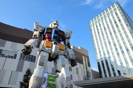 mecha: Giant Robot in Tokyo