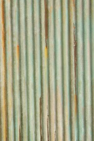 Texture of metallic old rusted iron sheet