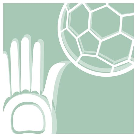 handball vector pictogram Vector